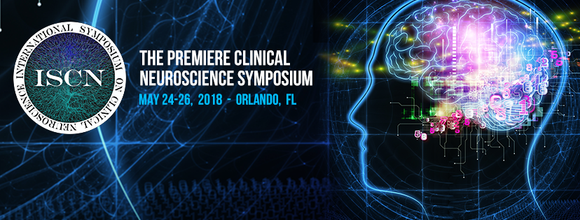 Dr. Kenneth Jay is presenting at the International Symposium on Clinical Neuroscience